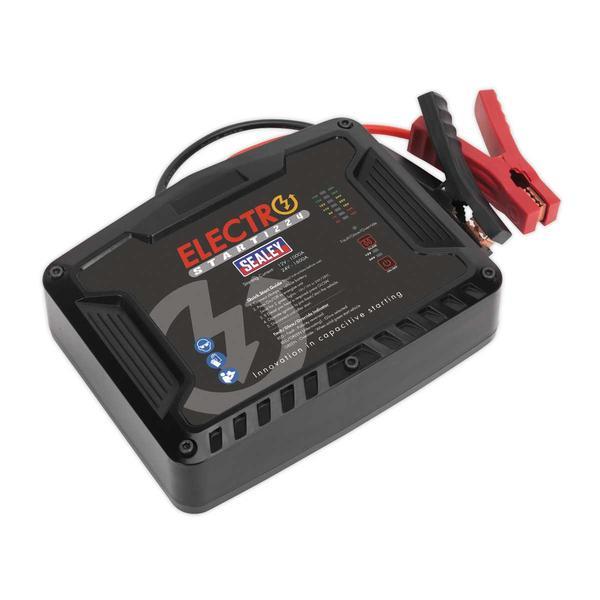 Sealey E/START1224 ElectroStart Batteryless Power Start 1000/1600A 12/24V Thumbnail 3