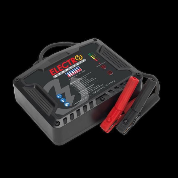 Sealey E/START3012 ElectroStart® Batteryless Power Start 3000A 12V Thumbnail 1