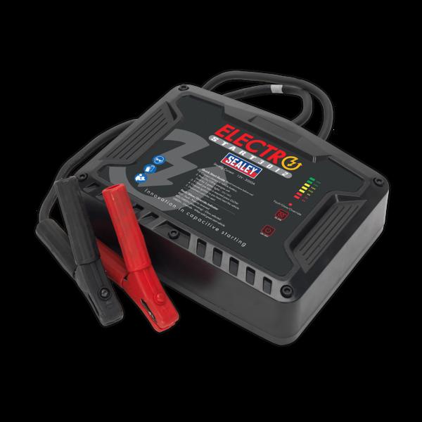Sealey E/START3012 ElectroStart® Batteryless Power Start 3000A 12V Thumbnail 3