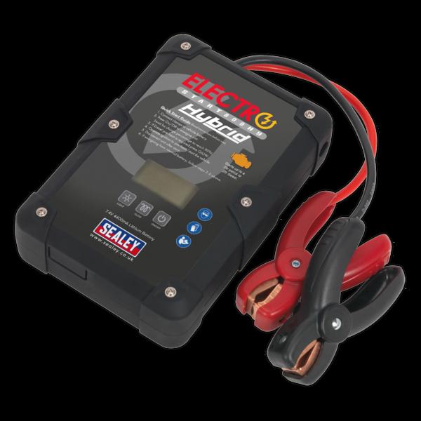 Sealey E/START800HY ElectroStart® Hybrid Power Start 800A 12V Thumbnail 3