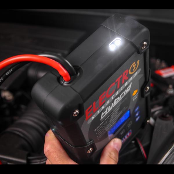 Sealey E/START800HY ElectroStart® Hybrid Power Start 800A 12V Thumbnail 5