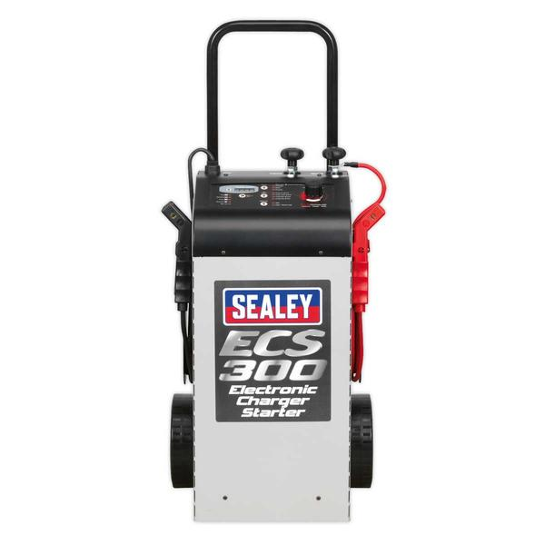 Sealey ECS300 Electronic Charger Starter 45/300A 12/24V Thumbnail 3