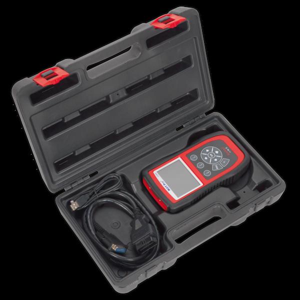Sealey EU908 Autel MOT Pro® - Multi-Manufacturer Diagnostic Tool Thumbnail 4