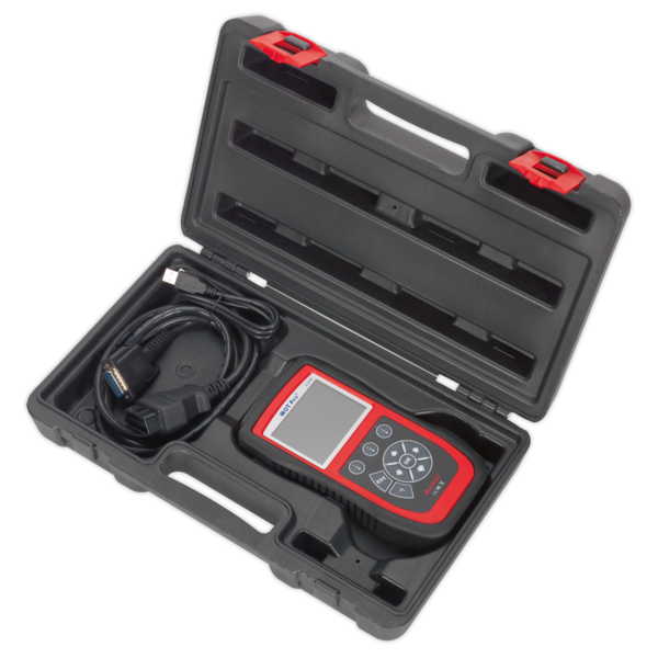 Sealey EU908 Autel MOT Pro® - Multi-Manufacturer Diagnostic Tool Thumbnail 2
