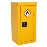Sealey FSC06 Hazardous Substance Cabinet 350 x 300 x 705mm