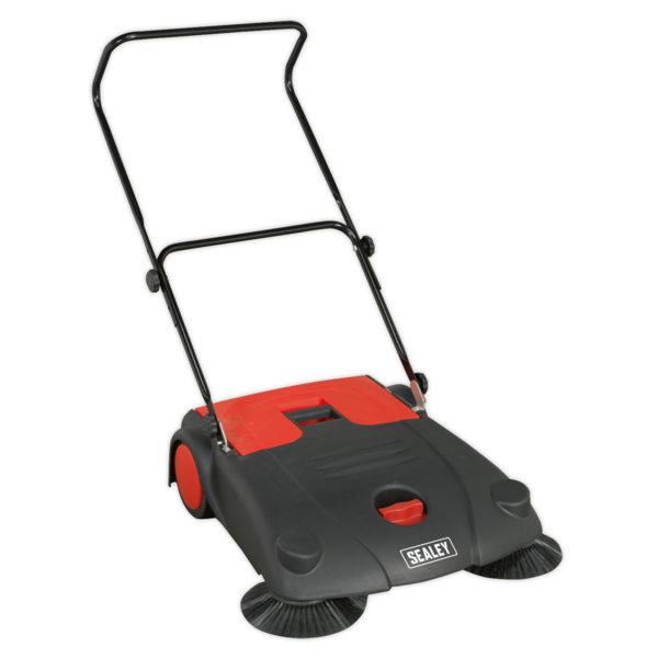 Sealey FSW70 Floor Sweeper 700mm 20 Litre Capacity Thumbnail 1