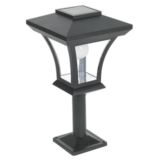 Sealey GL60 Solar Powered LED Garden Lamp