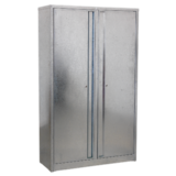 Sealey GSC110385 Galvanized Steel Floor Cabinet 5 Shelf Extra-Wide