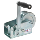Sealey GWE2000M Geared Hand Winch 900kg Capacity