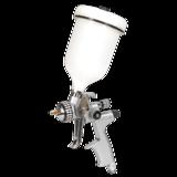 Sealey HP01 Spray Gun Gravity Feed 1.3mm Set-Up - Finishing Coat