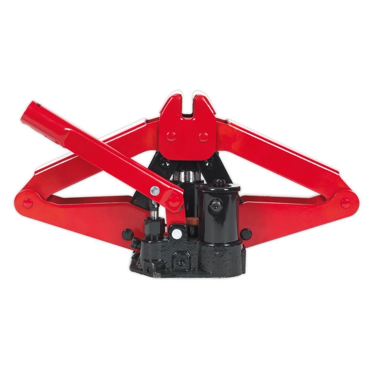 Sealey Hsj07 Hydraulic Scissor Jack 700kg Sealey Hsj07