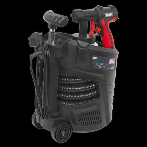 Sealey HVLP3000 HVLP Spray Gun Kit 700W/230V Thumbnail 5