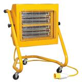 Sealey IRS153110V Infrared Heater 1.5/3kW 110V