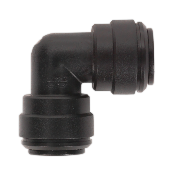 Sealey JGCS10 Straight Coupling 10mm Pack of 5 (John Guest Speedfit PM0410E) Thumbnail 1