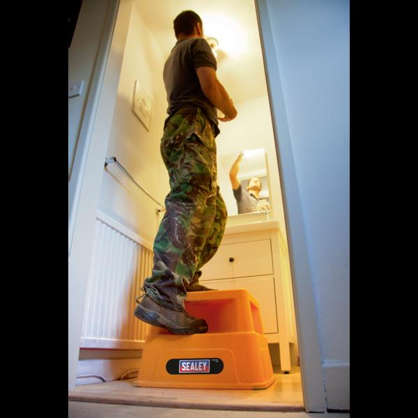 Sealey KS5 Platform Safety Step Heavy-Duty Thumbnail 4