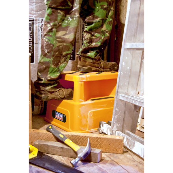 Sealey KS5 Platform Safety Step Heavy-Duty Thumbnail 2