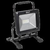 Sealey LED096 Portable Floodlight 70W SMD LED 230V