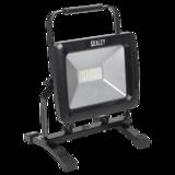 Sealey LED097 Portable Floodlight 70W SMD LED 110V