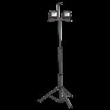 Sealey LED100 Telescopic Floodlight 2 x 10W SMD LED 230V