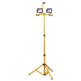 Sealey LED101 Telescopic Floodlight 2 x 10W SMD LED 110V