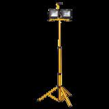 Sealey LED105 Telescopic Floodlight 2 x 20W SMD LED 110V