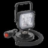 Sealey LED121 Portable Floodlight 15W LED 12V with Magnetic Base