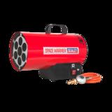 Sealey LP41 Space Warmer® Propane Heater 40,500Btu/hr