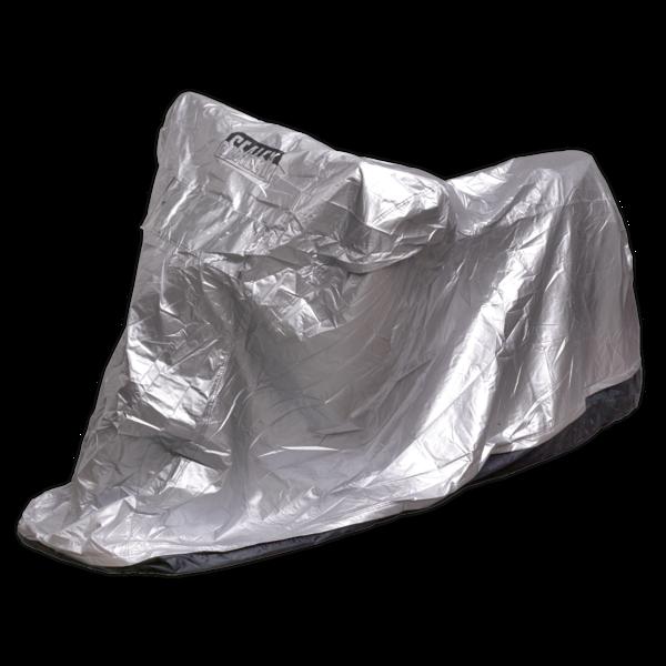 Sealey MCBM Motorcycle Coverall - Medium with Solar Panel Pocket Thumbnail 1
