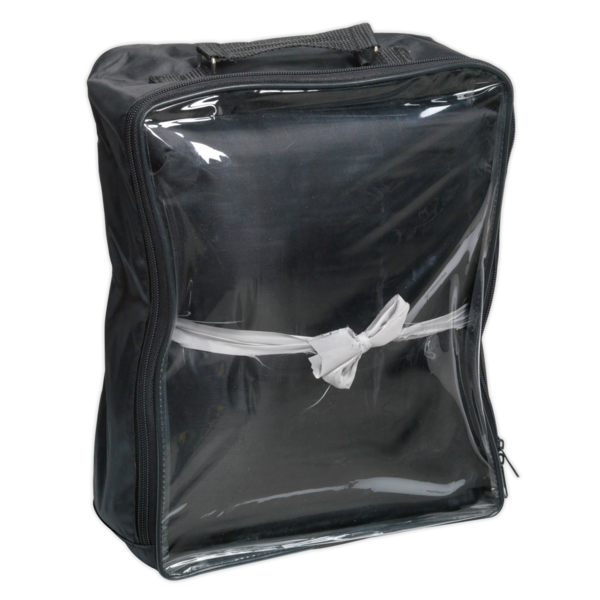 Sealey MCBM Motorcycle Coverall - Medium with Solar Panel Pocket Thumbnail 4