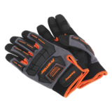 Sealey MG803XL Mechanic's Gloves Anti-Collision - Extra Large