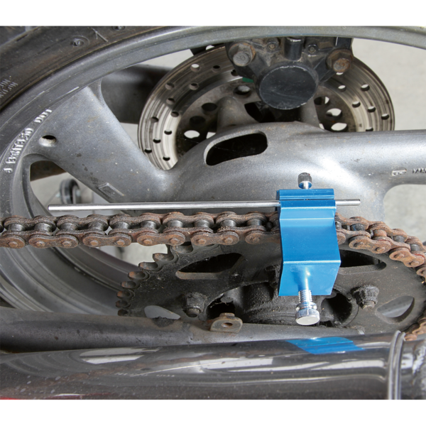 Sealey MS005 Motorcycle Chain Alignment Tool Thumbnail 5