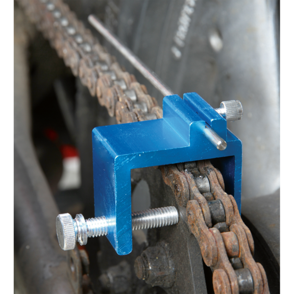 Sealey MS005 Motorcycle Chain Alignment Tool Thumbnail 3
