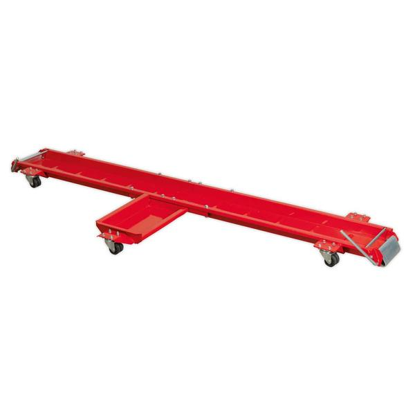 Sealey MS063 Motorcycle Dolly - Side Stand Type Thumbnail 1