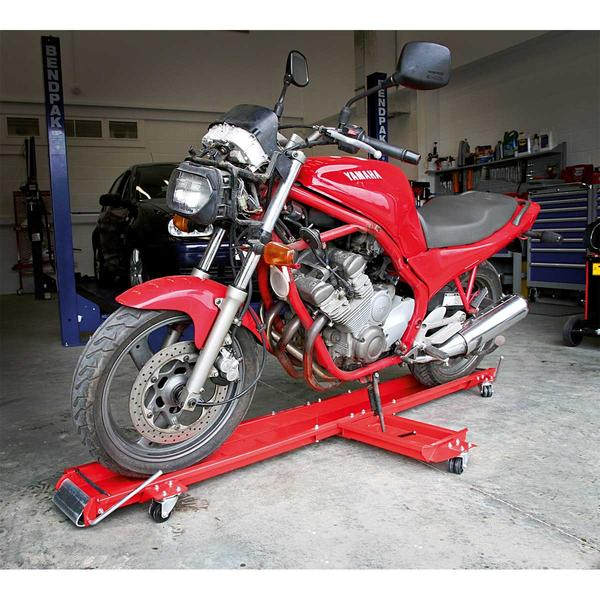 Sealey MS063 Motorcycle Dolly - Side Stand Type Thumbnail 2