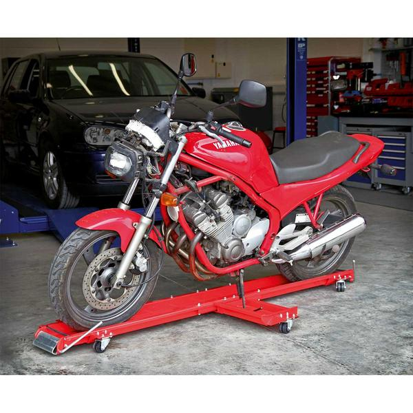 Sealey MS063 Motorcycle Dolly - Side Stand Type Thumbnail 4