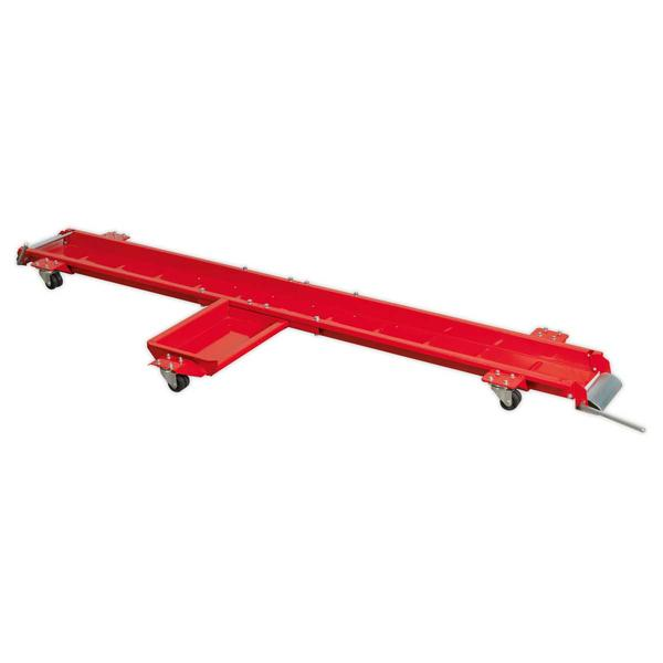 Sealey MS063 Motorcycle Dolly - Side Stand Type Thumbnail 3