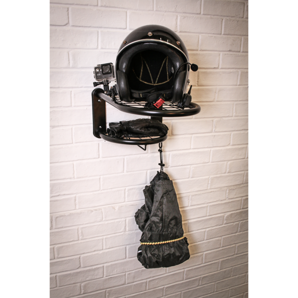 Sealey MS080 Motorcycle Helmet & Gear Tidy Thumbnail 3