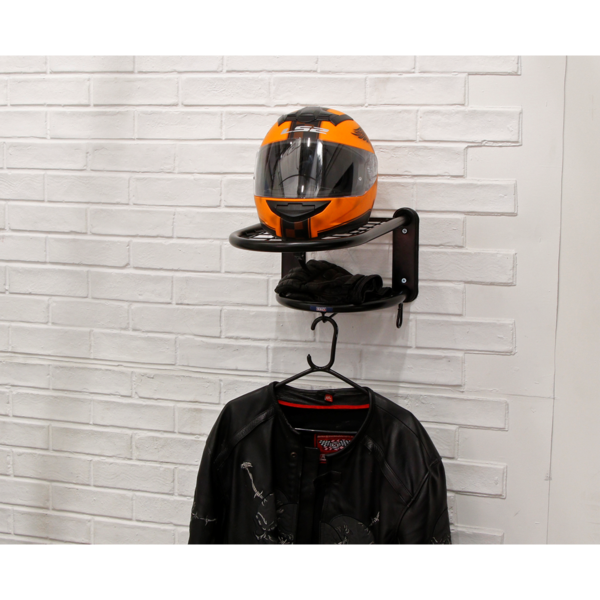 Sealey MS080 Motorcycle Helmet & Gear Tidy Thumbnail 2