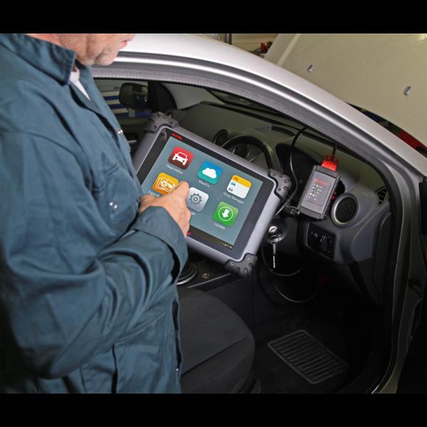 Sealey MS908 Autel MaxiSYS® Multi-Manufacturer Diagnostic Tool Thumbnail 11