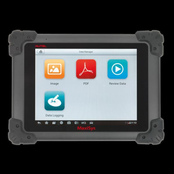 Sealey MS908 Autel MaxiSYS® Multi-Manufacturer Diagnostic Tool Thumbnail 9