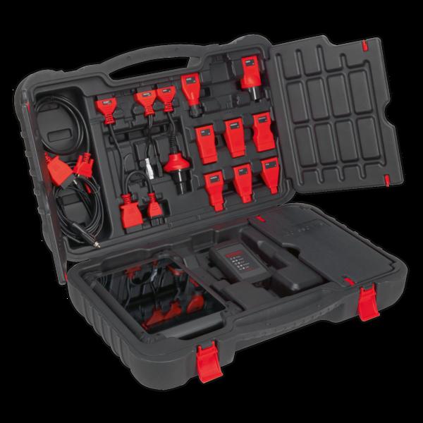 Sealey MS908 Autel MaxiSYS® Multi-Manufacturer Diagnostic Tool Thumbnail 7