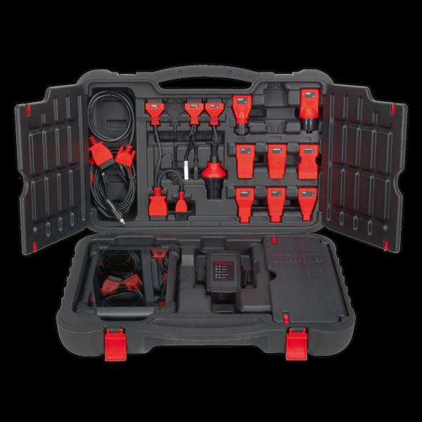 Sealey MS908 Autel MaxiSYS® Multi-Manufacturer Diagnostic Tool Thumbnail 5
