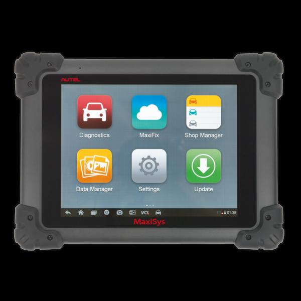 Sealey MS908 Autel MaxiSYS® Multi-Manufacturer Diagnostic Tool Thumbnail 6