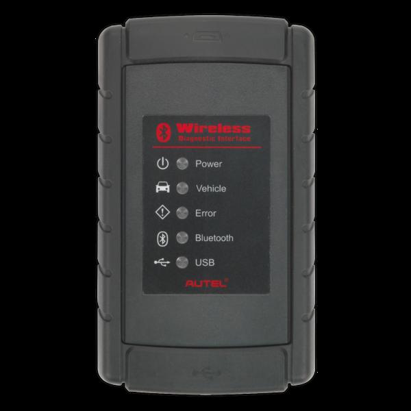 Sealey MS908 Autel MaxiSYS® Multi-Manufacturer Diagnostic Tool Thumbnail 3