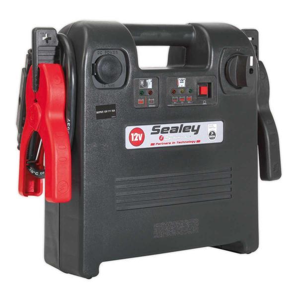 Sealey RoadStart Emergency Jump Starter 12V 1700 Peak Amps DEKRA Approved Thumbnail 2