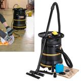 Sealey PC35110V Vacuum Cleaner Industrial Wet & Dry 35ltr 1200W/110V Plastic Drum