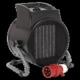 Sealey PEH5001 Industrial PTC Fan Heater 5000W 415V 3ph