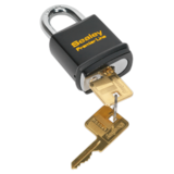 Sealey PL501 Steel Body Padlock 46mm