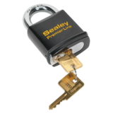 Sealey PL503 Steel Body Padlock 61mm
