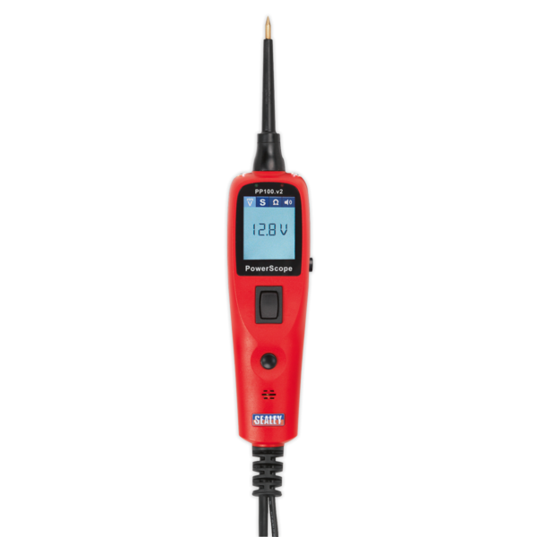 Sealey PP100 Power Scope Automotive Probe 0-30V Thumbnail 3